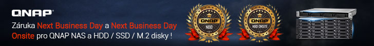 QNAP NBD a NBD Onsite záruky